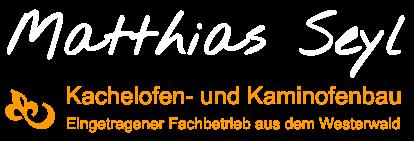 Logo Kachelofen Seyl
